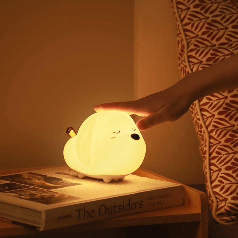 Cute Series - Soft Silicone Night Light