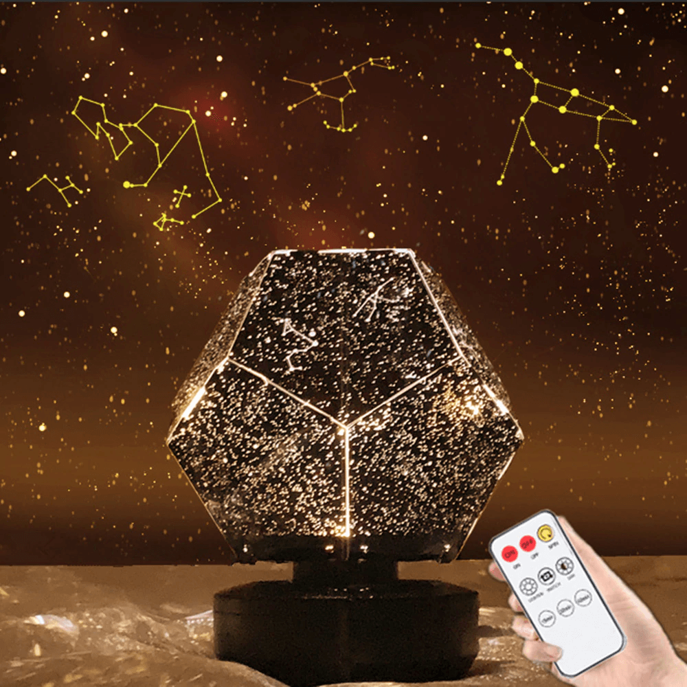 Light Star Projector Galaxy Lamp