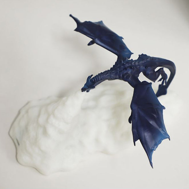 3D Print Dragon Night Light