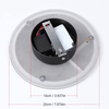 Nordic Round Touch LED Wall Light