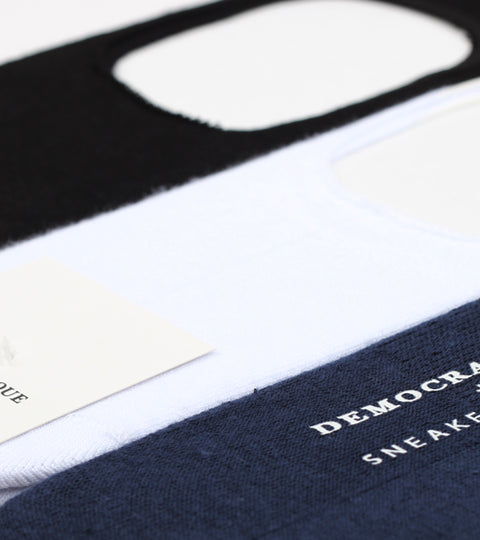 DSX - Sneaker Banquet x Democratique Socks