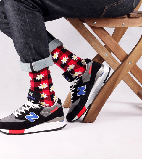 DSX - Mark McNairy x Democratique Socks AW15