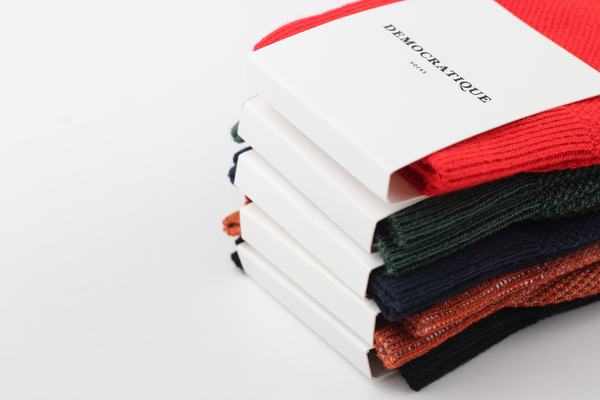 The best gift for Christmas from Democratique Socks