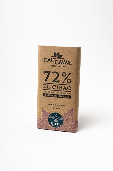 Chocolate bar 72%