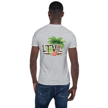Load image into Gallery viewer, Men's Short-Sleeve T-Shirt - LTV Tiki Design