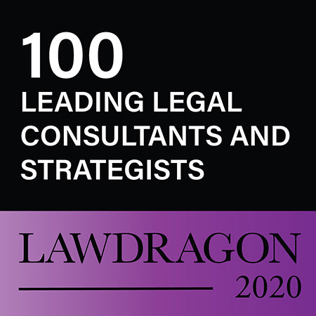 2020 Leading Legal Consultants and Strategists Badge