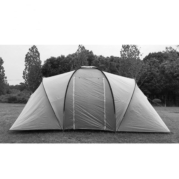 6 Person Camping Tent – ( with 2 Partition )