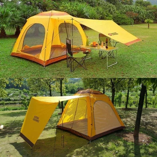 6 Person National Geographic Camp