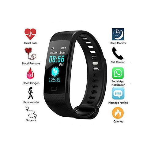 Fitness Tracker Smart Band - Watch