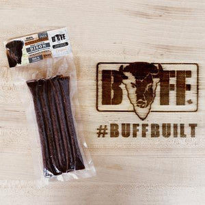 Expanding Sales of BUFF - Artisan Protein Snacks - Healthy Bison Meat Snack Sticks - BUFF