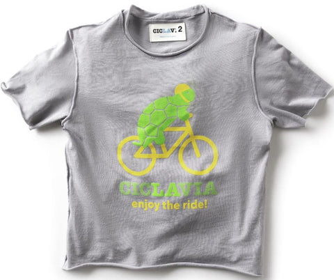 CicLAvia Enjoy the ride! Kids T-Shirt