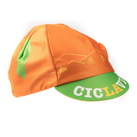 CicLAvia CicLAvia Heart of the Foothills Bike Cap