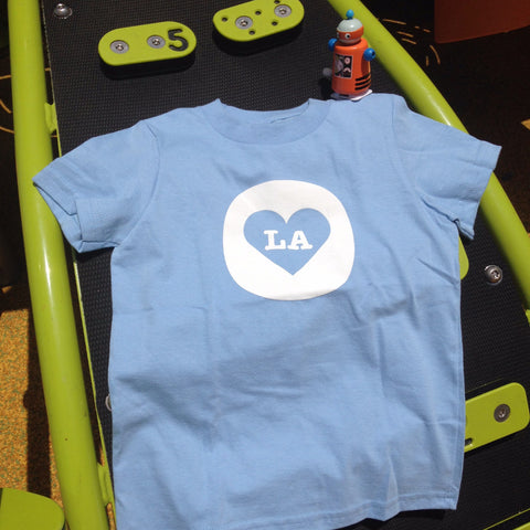 CicLAvia Heart of LA Kids Tee