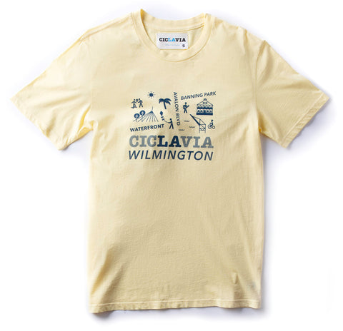 CicLAvia Wilmington T-Shirt