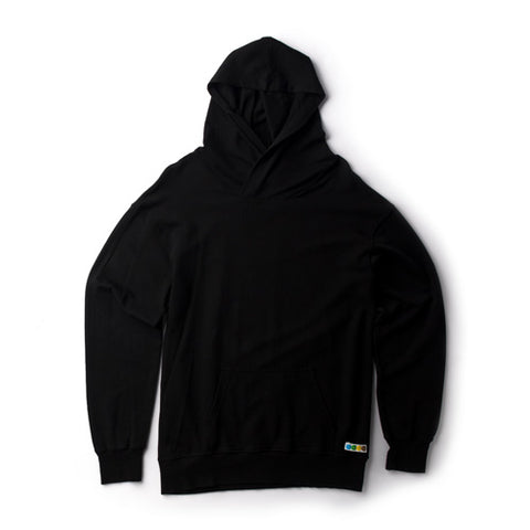 CicLAvia Front Pocket Hoodie - Black
