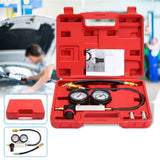 Cylinder Leak Tester Compression Leakage Detector Kit Set
