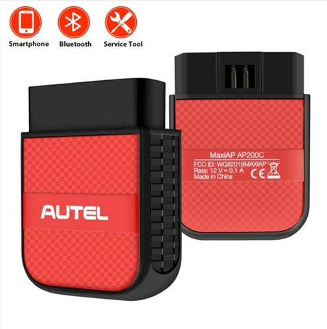 Autel AP200C Bluetooth Obd2 Scanner