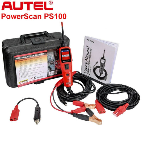Autel PowerScan PS100  Electrical System Diagnostics Tool