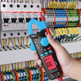Clamp multimeter AC/DC