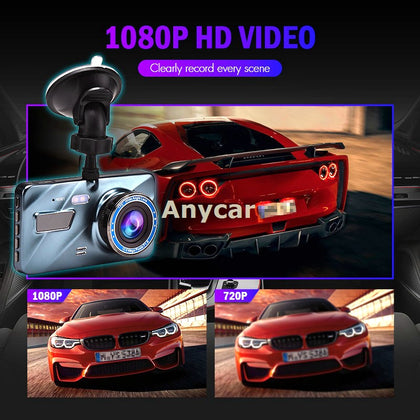 Car Dvr Video Recorder Dash Cam 3 in 1
