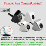 Car Rear View Camera Reverse & Front