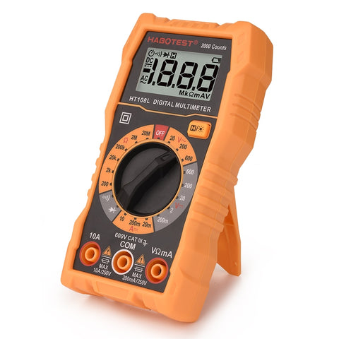 Mini Portable Digital Multimeters