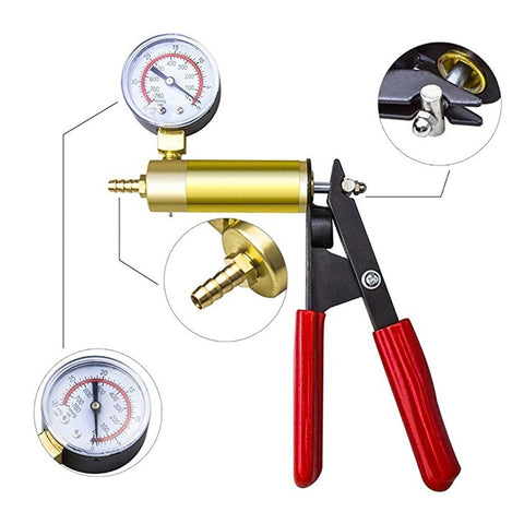 Brake Fluid Bleeding tool