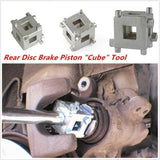 Universal Car Disc Brake Piston Spreader Tool