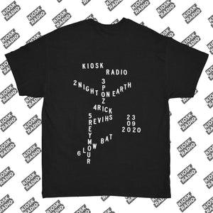 23 September 2020 | LETTER BOARD T-SHIRT