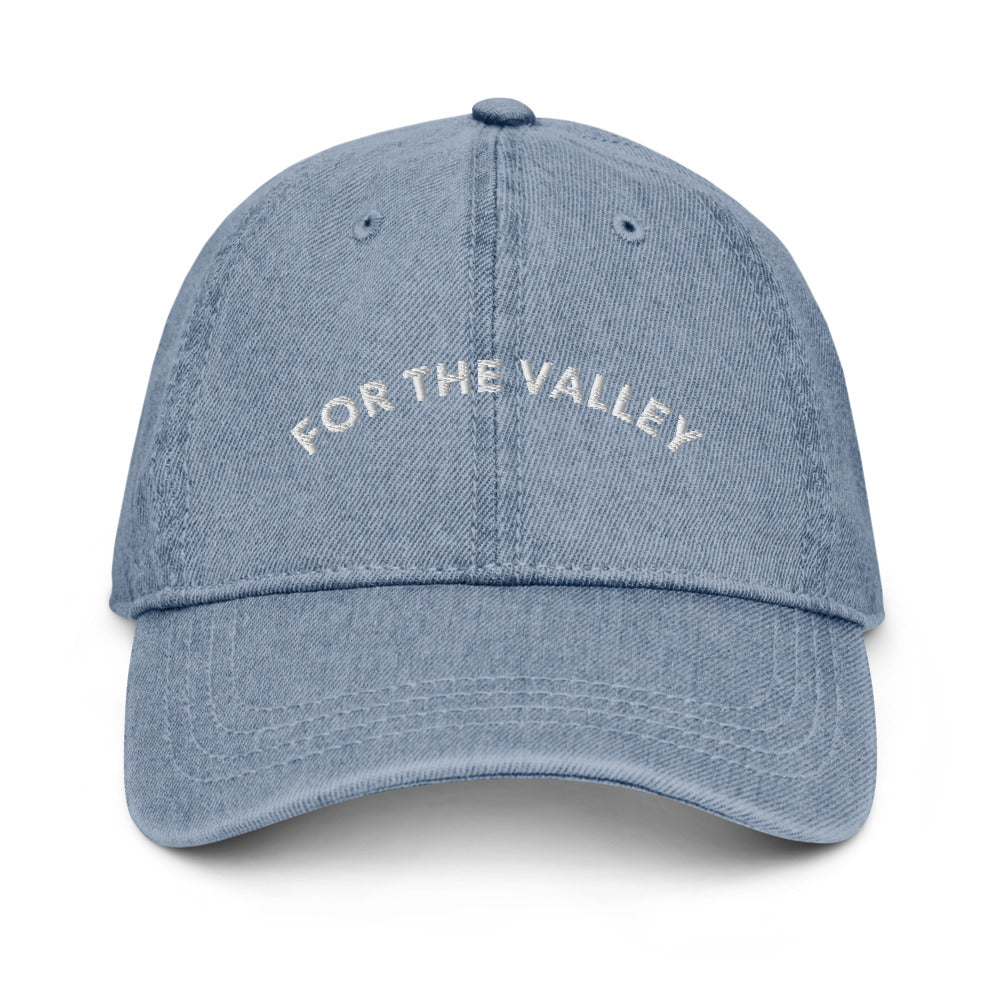 For the Valley Denim Hat