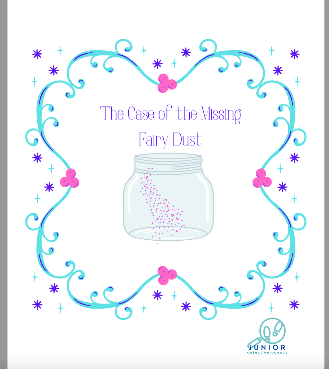 The Case of the Missing Fairy Dust-DIGITAL VERSION