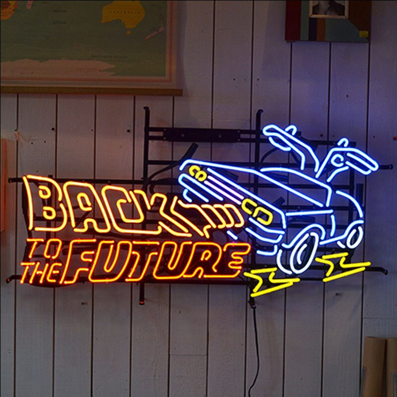 Néon Back to the Future