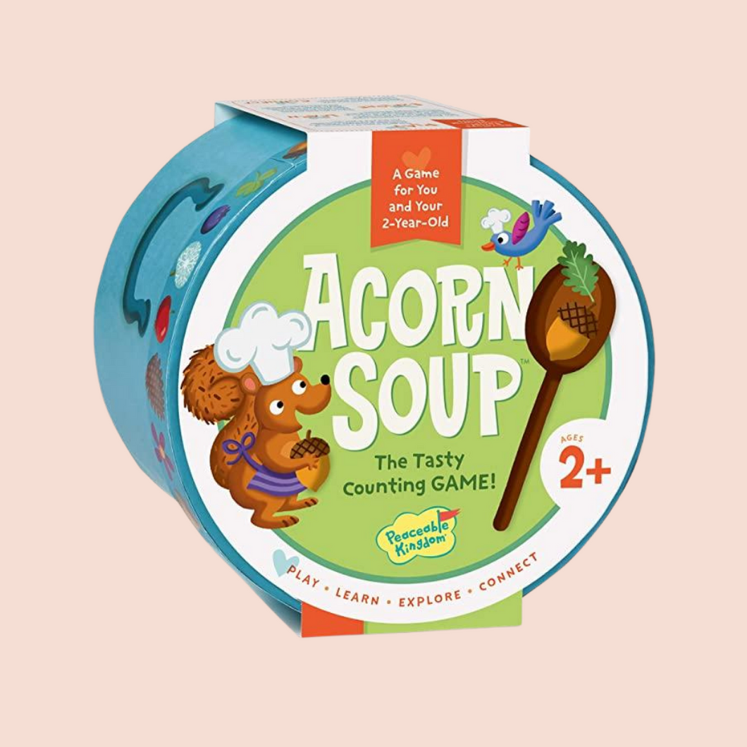 Acorn Soup - The Tasty Counting Game