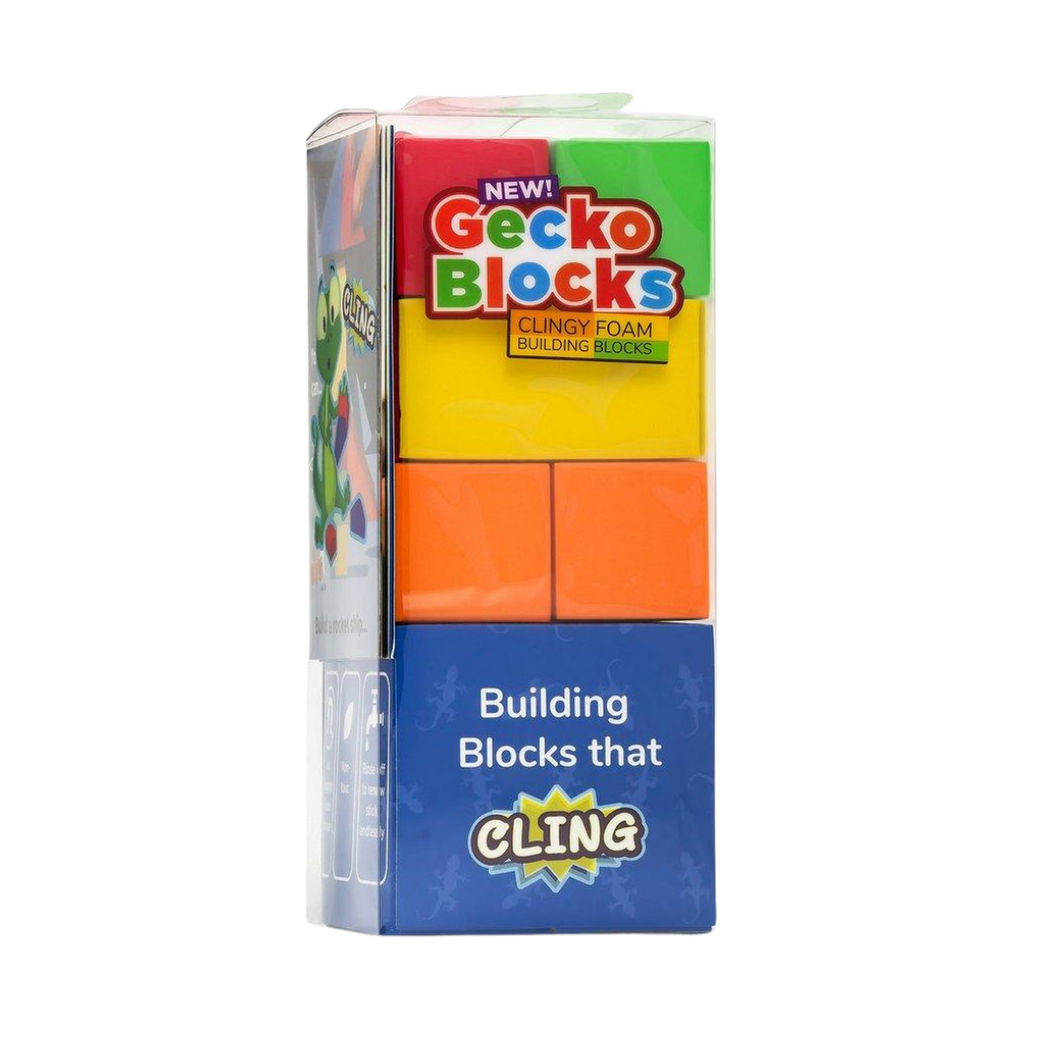 Gecko Blocks - 10pk