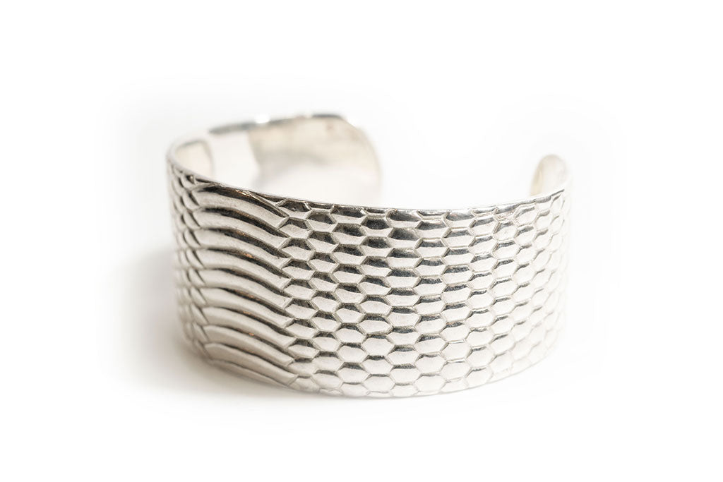 Johan Silverman Exotic Bangle