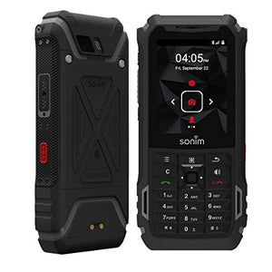 Sonim XP5s XP5800 4G LTE Military Grade, Single-SIM, Rugged PTT Feature Phone, 16GB, 2GB RAM, (Black) - AT&T Unlocked