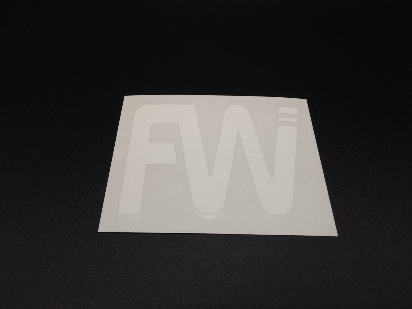 Decal Sport Small - FIXWELL