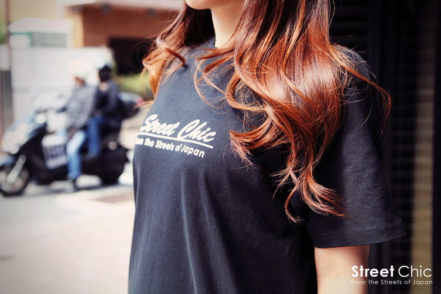Crew T-shirt BLACK - StreetChic