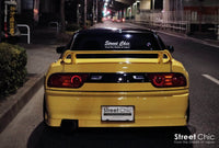 Crew Decal Straight - StreetChic