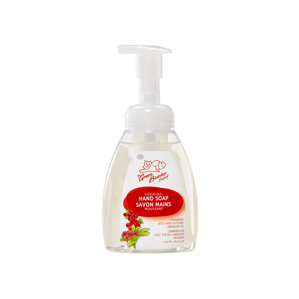 Foaming Hand Soap - Cranberry