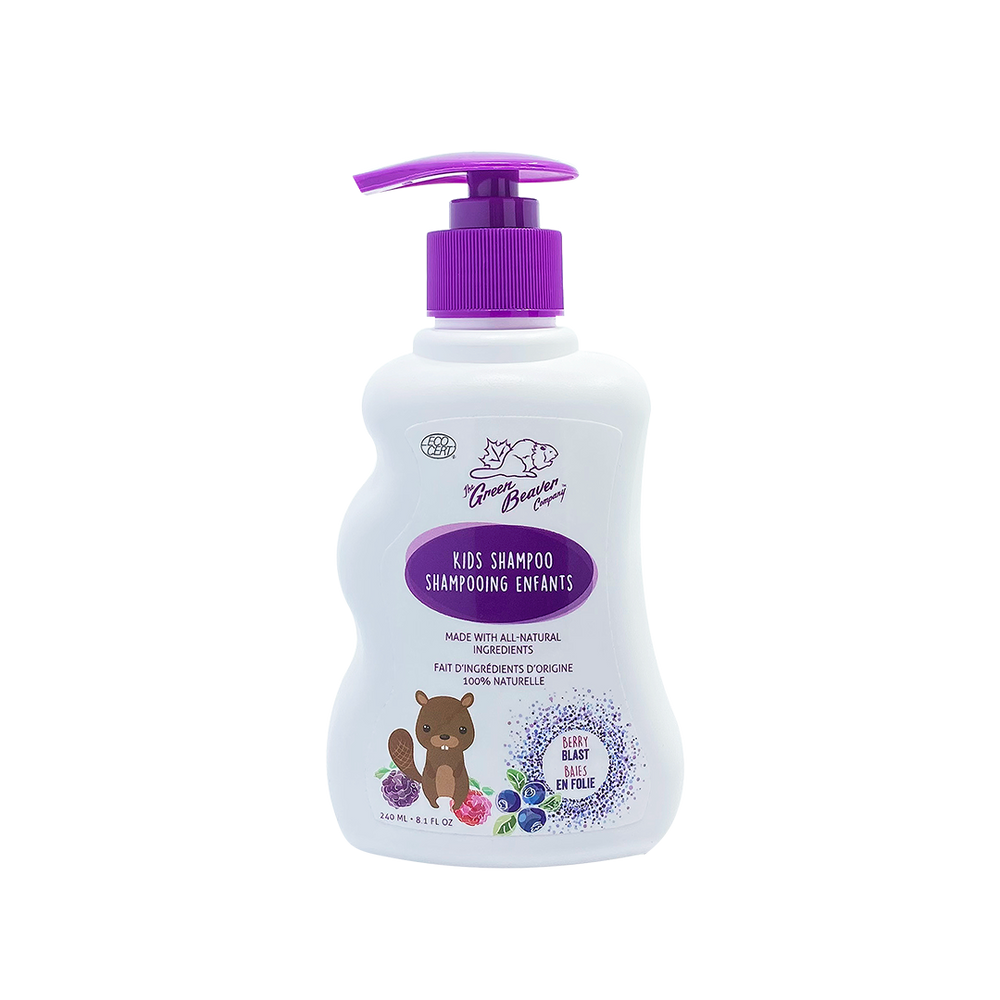 Shampoo For Children - Boreal Berries