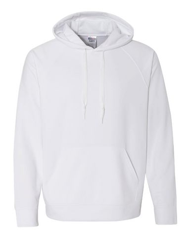 Jerzees Adult 6 oz. DRI-POWER® SPORT Hooded Sweatshirt