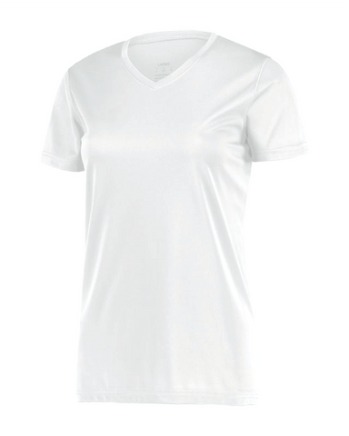 Augusta Sportswear Nexgen Youth Girls' Wicking Tee (Clearance)