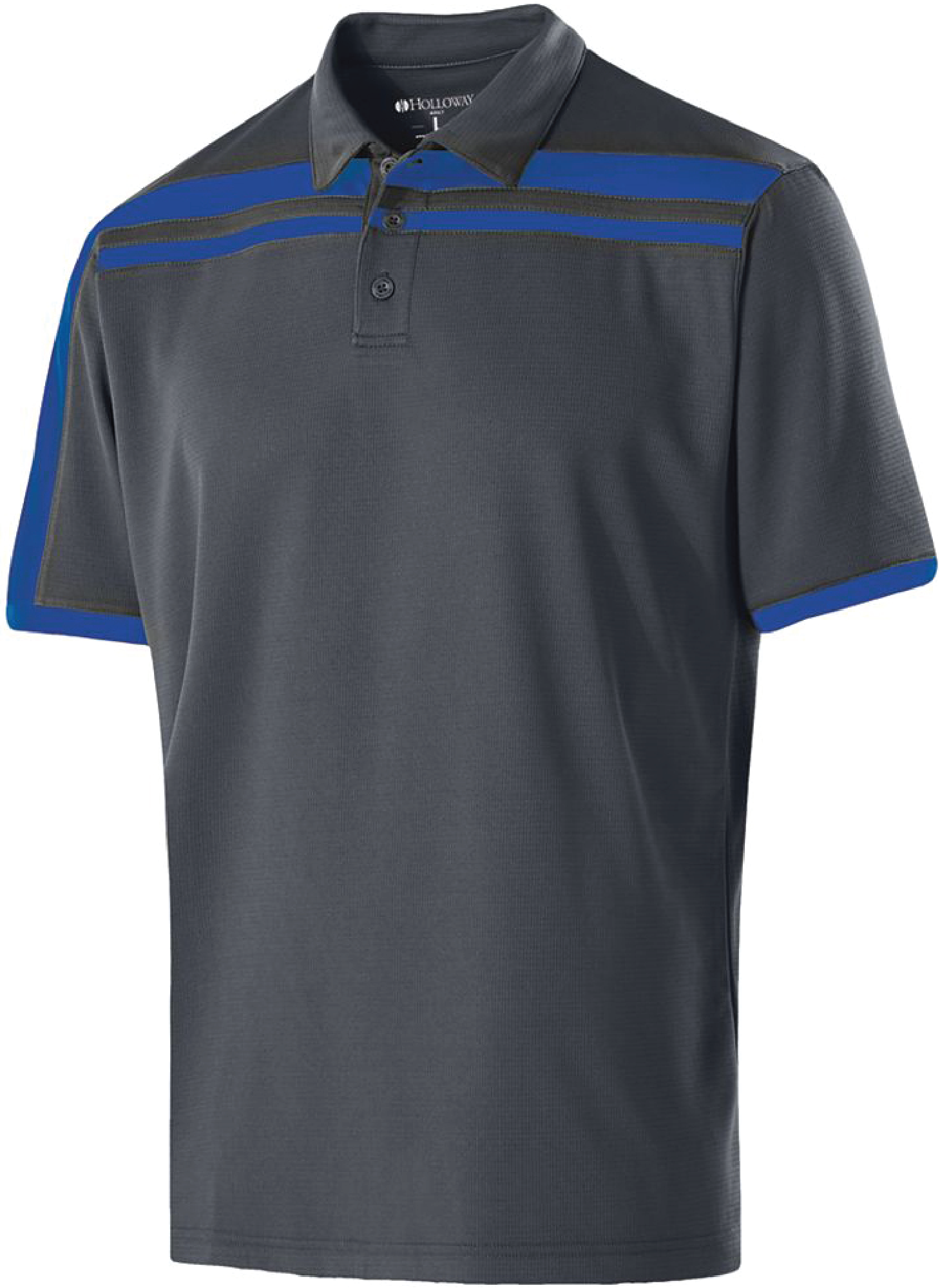 Holloway Mens' Charge Polo (Clearance)