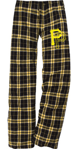 Patterson Pirates Flannel Pants (Limited Quantities)