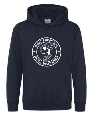 Evans Elementary Hooded sweatshirt