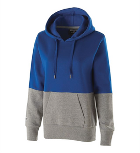 Ladies Holloway Ration Two Tone Hoodie (Clearance)