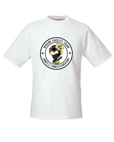 Evans Elementary Sublimated Tee