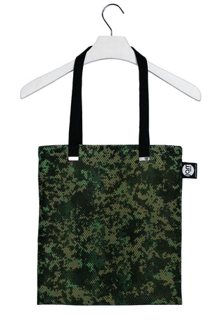 Tote Bag - Camouflage Air