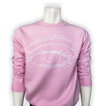 Eye On You Sweater in Pink